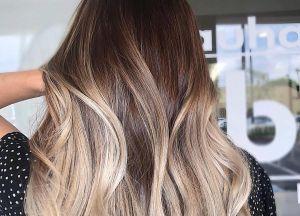 Ombre Hair  25697910