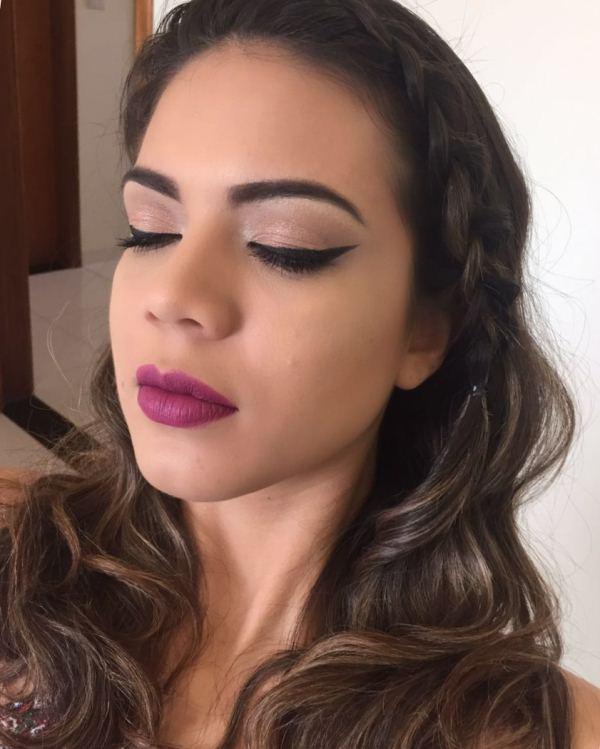 Maquiagem Simples e Bonita 42311