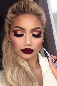 Maquiagem para Festas 7c0fe312