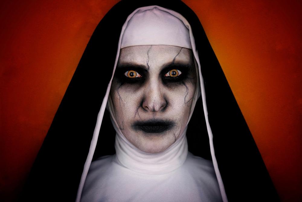 Maquiagem Estilo Terror A-frei11