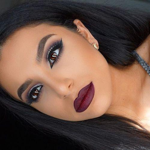 Maquiagem para as Morenas Aba52e10
