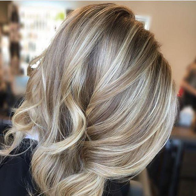 Cabelo com Bronde  Blond_10