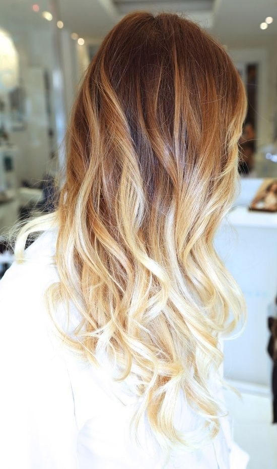 Ombre Hair  Blonde10