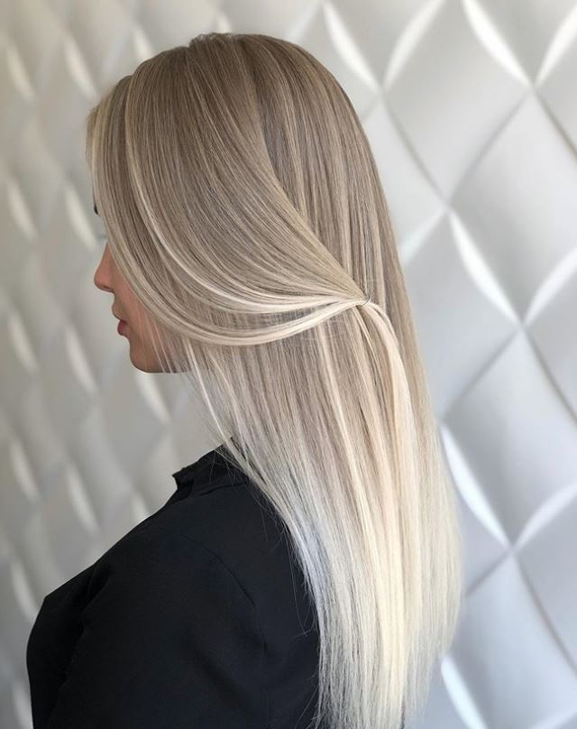 Ombre Hair  Blonde11