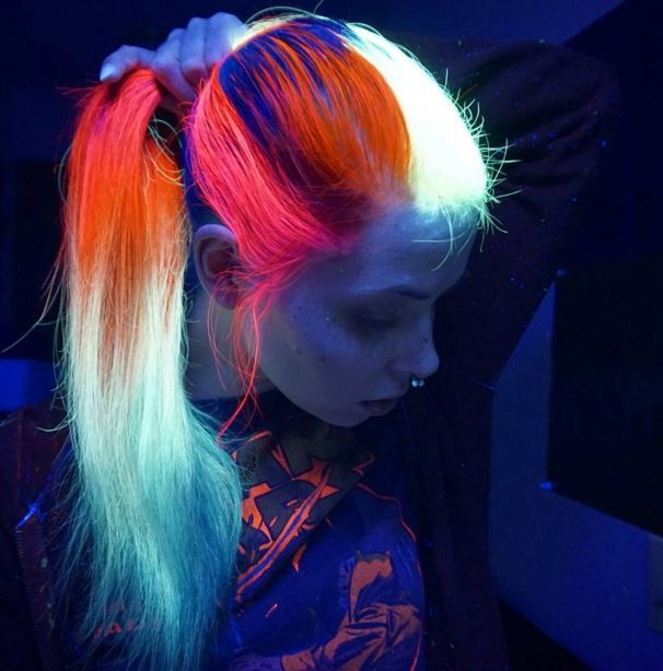 Cabelo Neon Captur10