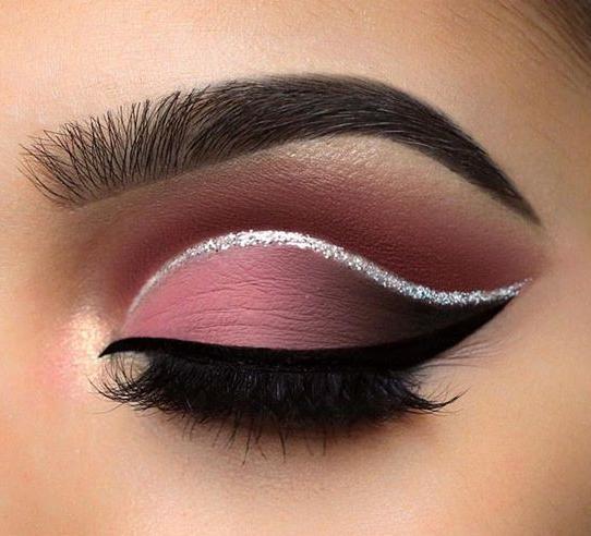 Maquiagem Para o Natal Glitte10