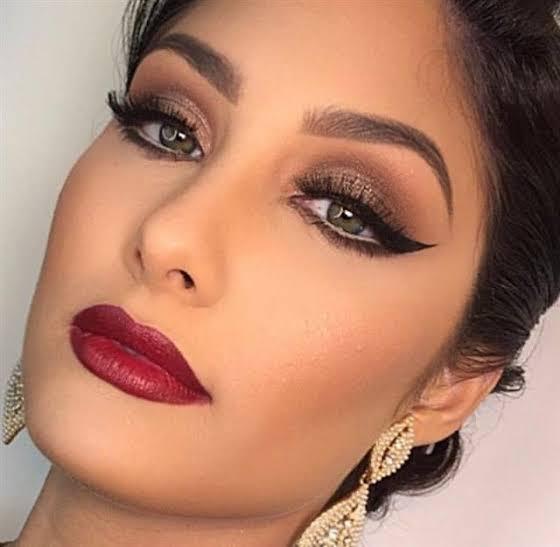 Maquiagem para as Morenas Images12