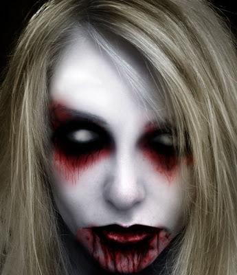 Maquiagem Estilo Terror L111