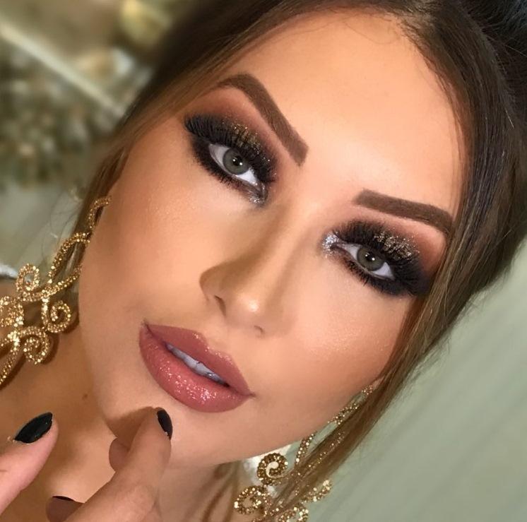 Maquiagem para Madrinha de Casamento Maquia15