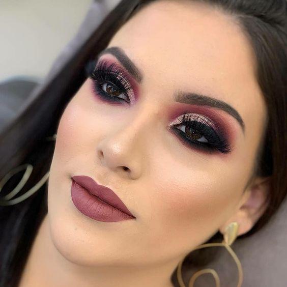 Maquiagem Para Trabalhar O-look16