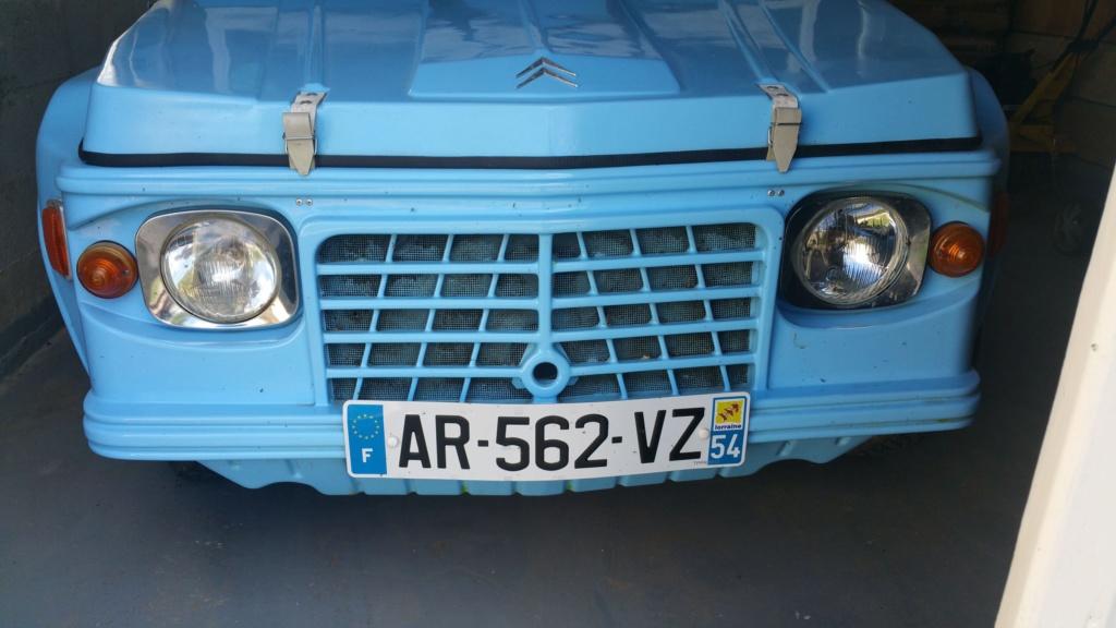 Méhari Citroën  20180612