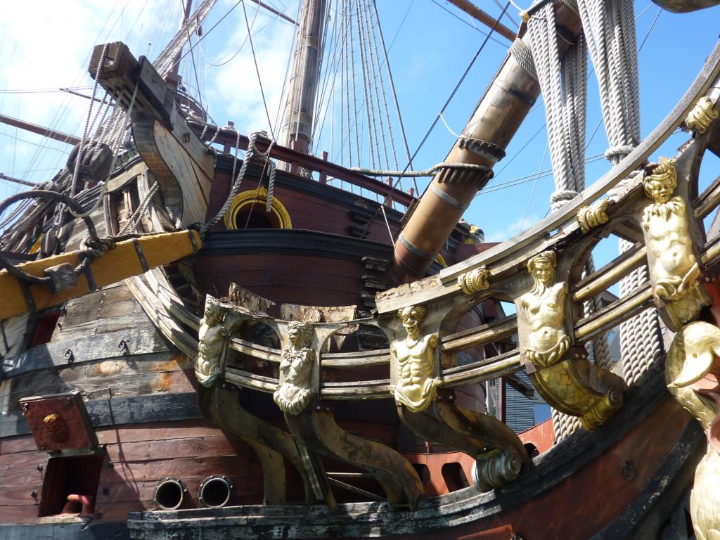 musée naval de Gênes Galata P1340027
