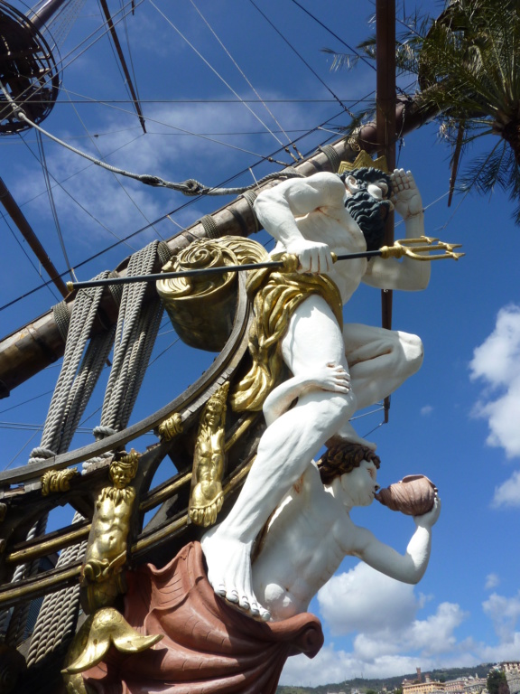 musée naval de Gênes Galata P1340028