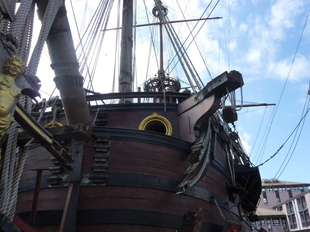 musée naval de Gênes Galata P1340030