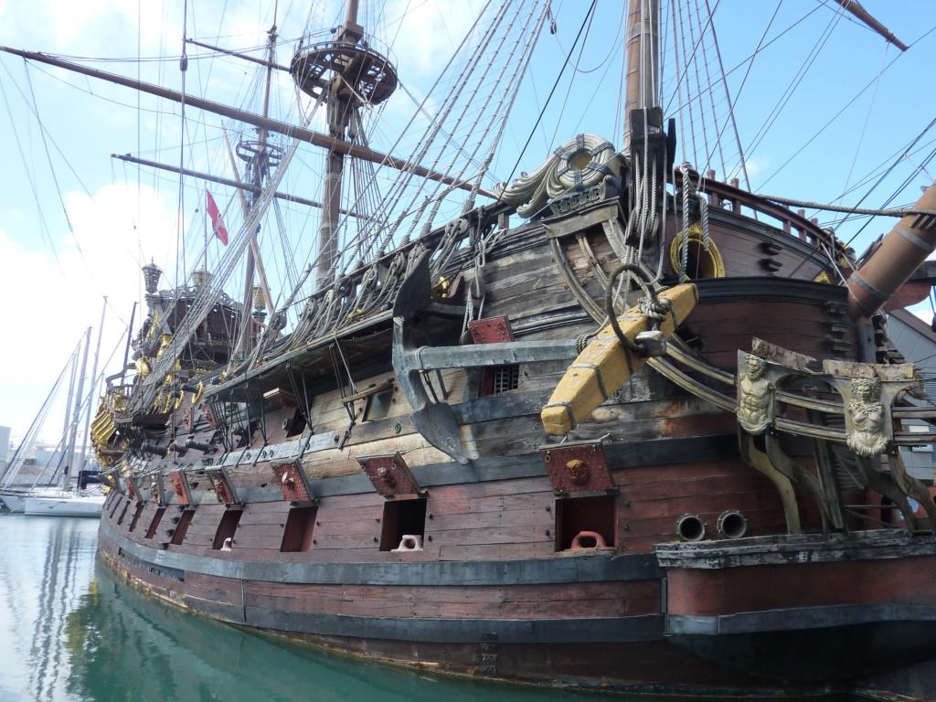 musée naval de Gênes Galata P1340031