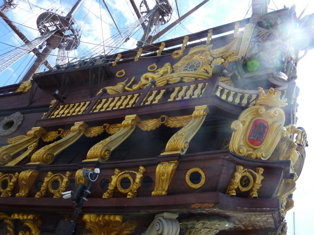 musée naval de Gênes Galata P1340034