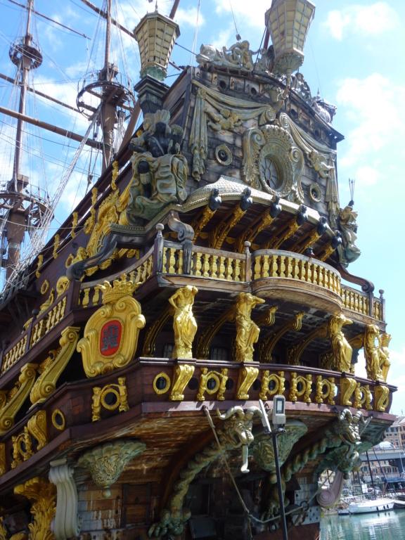 musée naval de Gênes Galata P1340035
