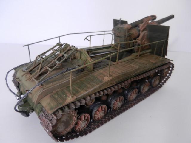Canon soviétique S-51 Dscn1557