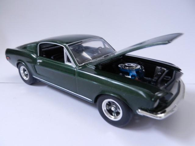 Ford Mustang 68 Bullitt Dscn2019