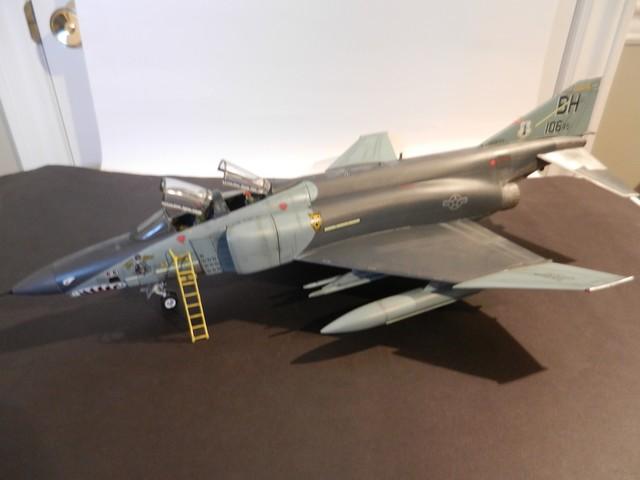 Maquette à vendre - Avion RF-4C Phantom Dscn9612