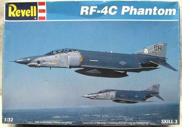 Maquette à vendre - Avion RF-4C Phantom Revell12