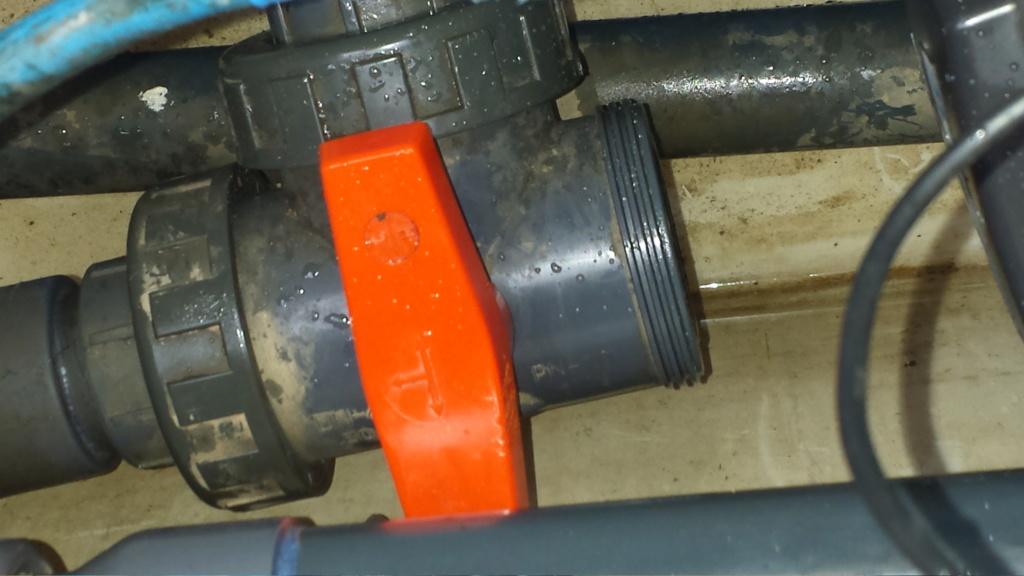 Changement pompe escatop , modifcation 20190113