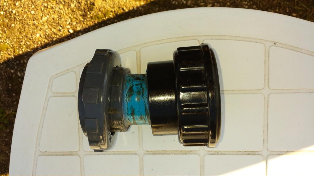 Changement pompe escatop , modifcation 20190114