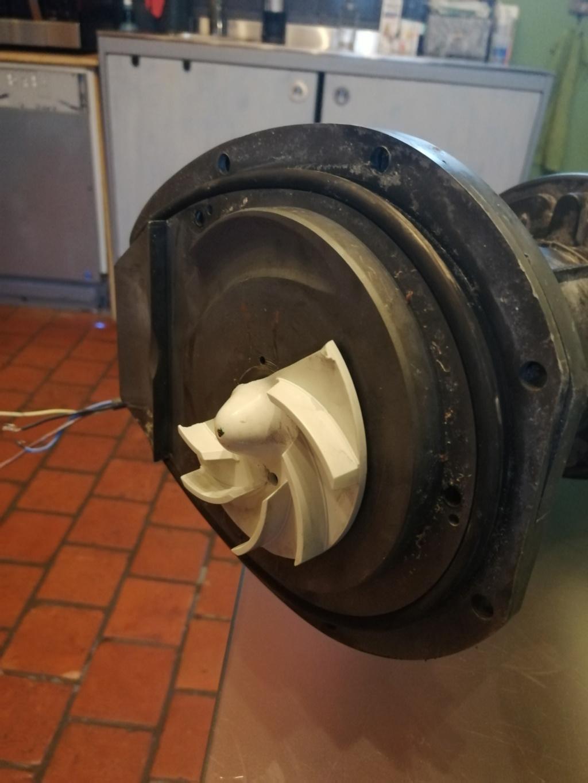 Manuel de la pompe P50 perdu P40-210