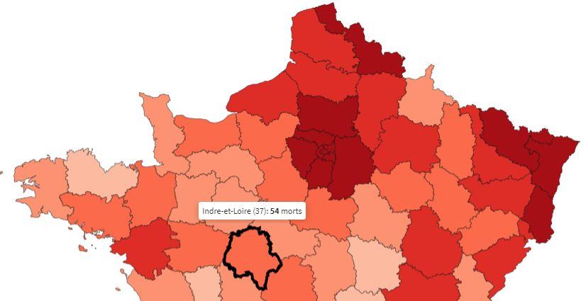 Carte du coronavirus 3215