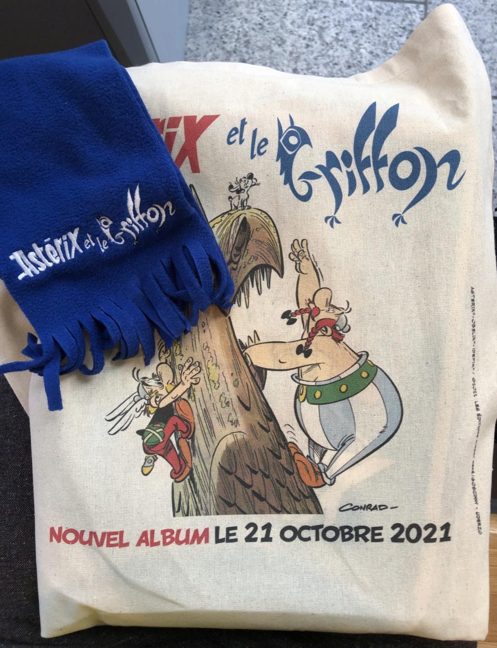 """""""Astérix et le griffon"""" nouvel album 3c6e2710"""