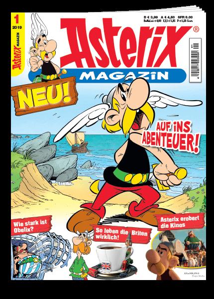 Asterix Magazin - Egmont Ehapa Media Astrix10