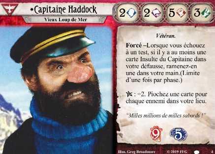 Tintin à Arkham Capita10