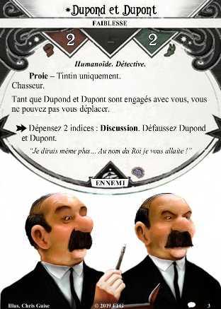 Tintin à Arkham Dupond10