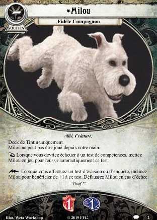 Tintin à Arkham Milou-10