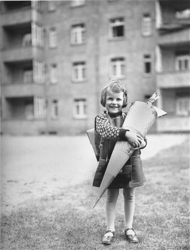La tradizione tedesca della Schultüte 75847911