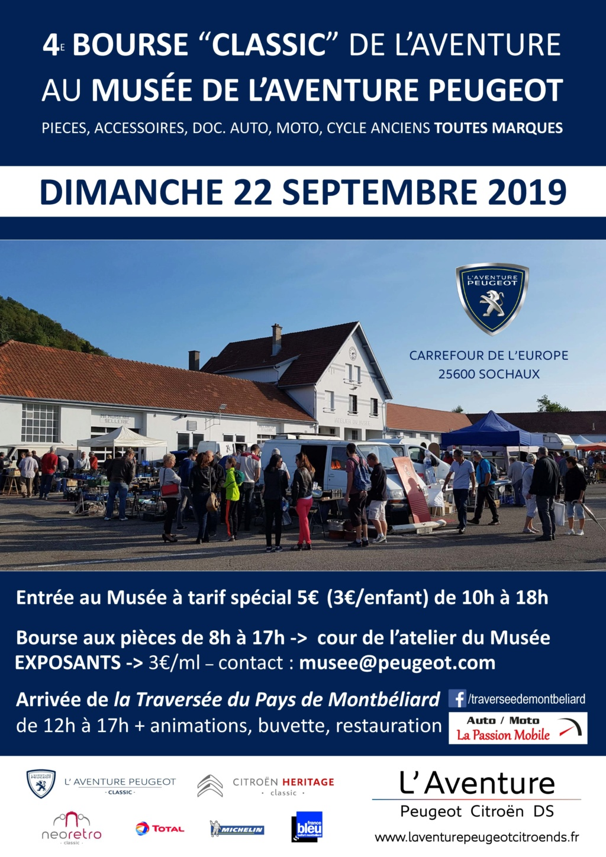 22 septembre bourse de Sochaux Bourse10