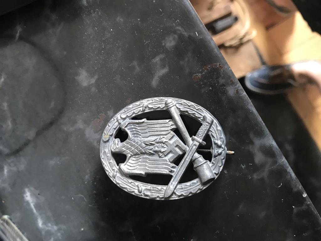 insignes allemands et ek2 8f951410