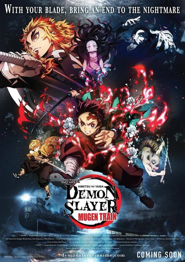 [MANGA/LN/ANIME] Demon Slayer (Kimetsu no Yaiba) 11662910