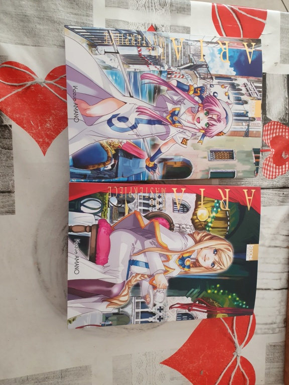 Vos achats d'otaku et vos achats ... d'otaku ! - Page 28 20200412