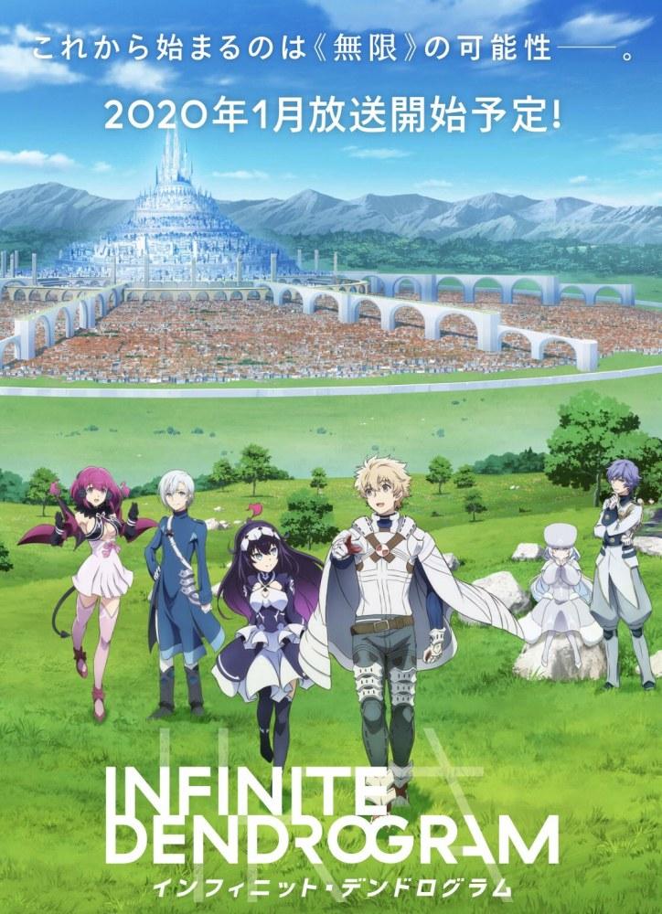 [MANGA/LN/ANIME] infinite dendrogram Infini10