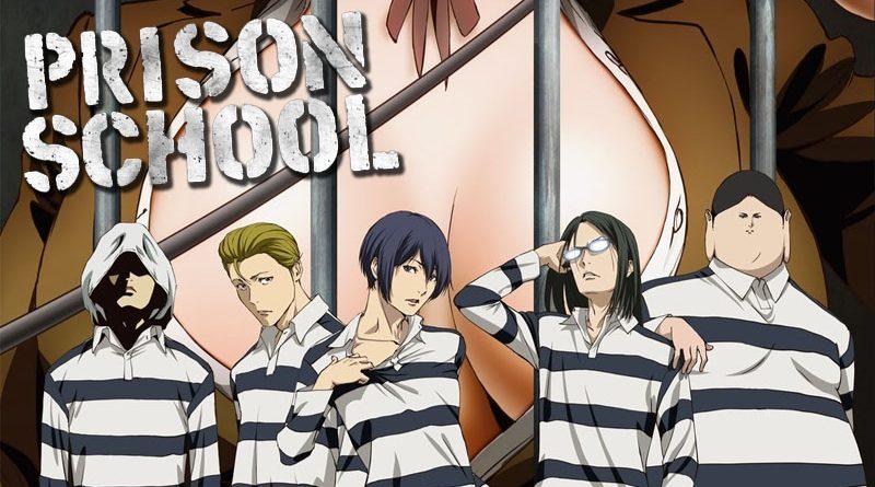 Les animes qui mériteraient d'avoir une suite . - Page 3 Prison10