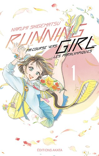 [MANGA] Running Girl, ma course vers les Paralympiques Runnin10