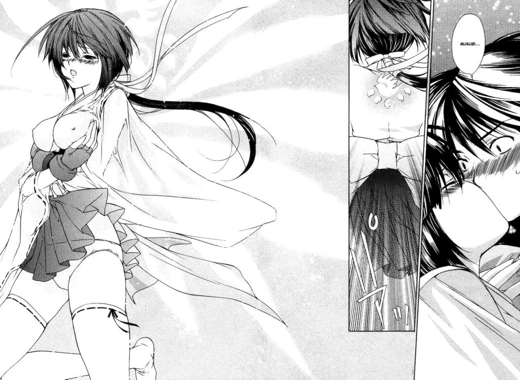 [MANGA/ANIME] Sekirei & Sekirei pure engagement Seikir10