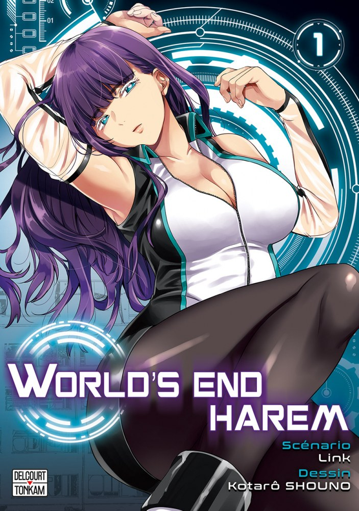 [MANGA] World's End Harem World_10