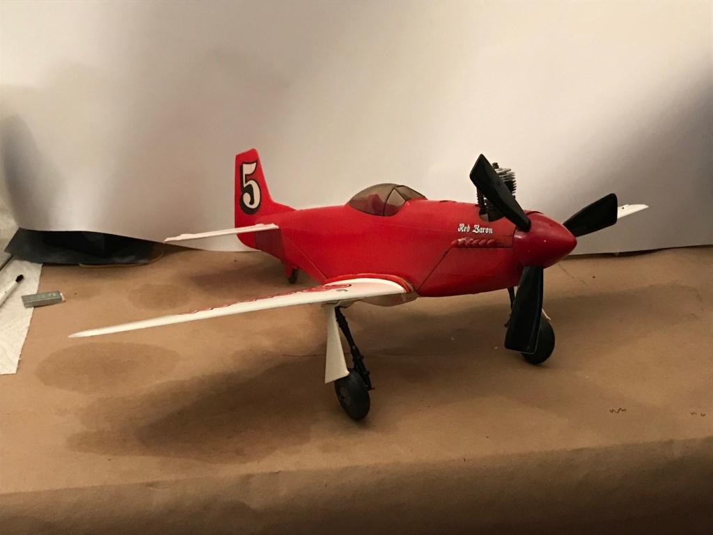 Cox Red Baron Mustang Restomod Img_4010