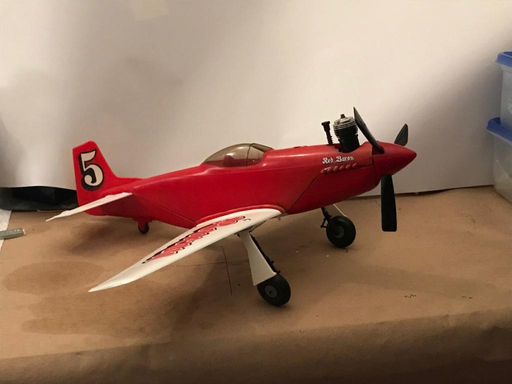 Cox Red Baron Mustang Restomod Img_4011