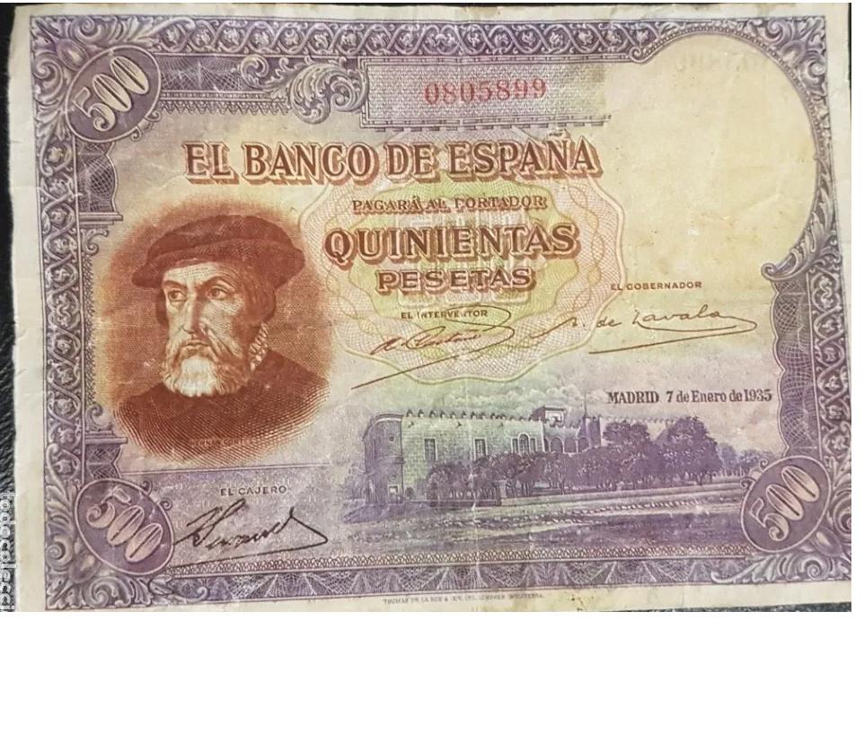 Estadísticas e Historia - 500 Pesetas 1935 (Hernán Cortés) - Página 4 08058910