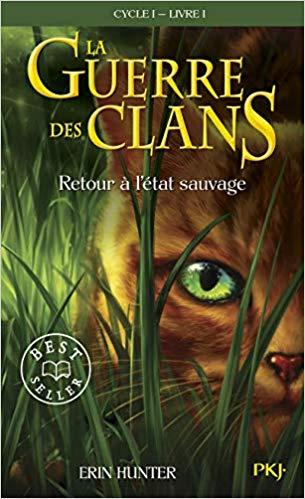 La guerre des clans, cycle I tome I, Erin Hunter La_gue10