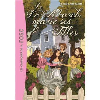 Le docteur March marie ses filles, Louisa MAY ALCOTT Le-doc10
