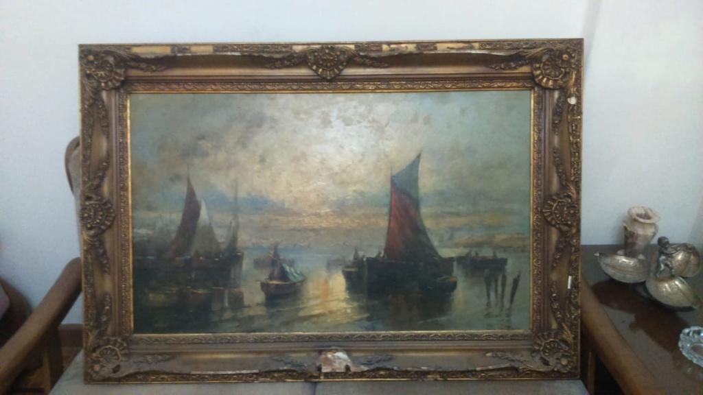 بيع وشراء لوحات فنيه قديمه  - صفحة 2 Img-2026